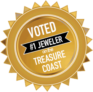 seal voted #1 jeweler on the treasure coast, joseph's jewelry store in stuart FL