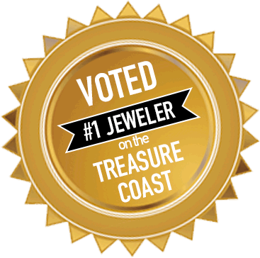 Voted #1 Jewelry Store on the Treasure Coast by TCPalm's Reader's Choice Awards 2016