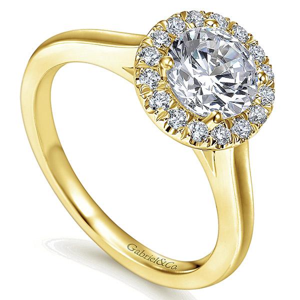 Gabriel-14K-YGold-Diamond-EngRing