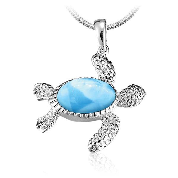 Marahlago - Turtle Necklace