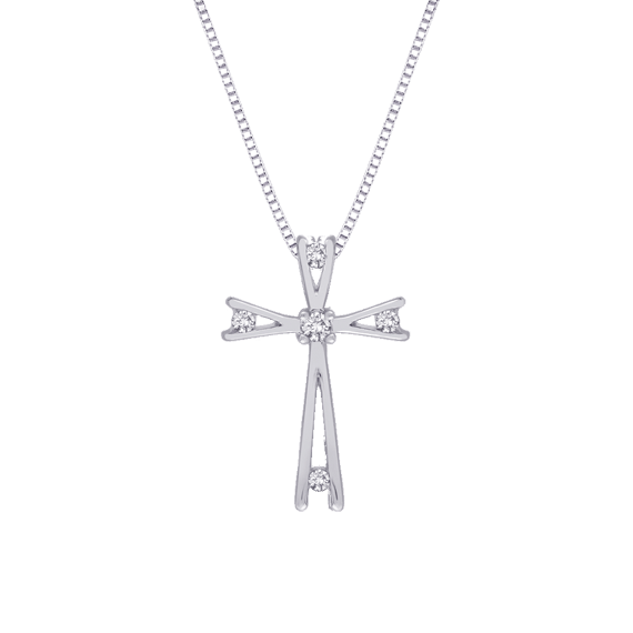 Shah - Diamond Cross - PC0032T-O4W