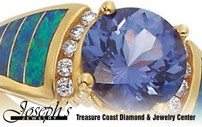 Tanzanite Jewelry, Classic Jewelry, Fine Jewelry, Rose Jewelry , Yellow Jewelry, White Jewelry, Custom Jewelry, Metal Jewelry, Josephs Jewelry, Jewelry Of Stuart, Treasure Coast Diamond And Jewelry Center, Engagement Rings , Where The Treasure Coast Gets Engaged, Fashion Jewelry, Jewelry Repair, Diamond Education, Gold Buying, Time pieces, Wedding Bands