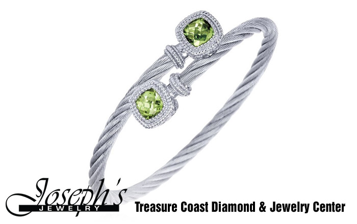 August Birthstone: Peridot Jewelry