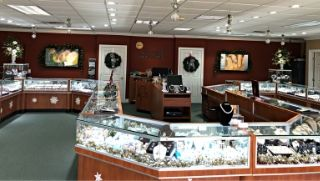 Largest collection of wedding bands, the only jewelry store in Stuart you'll need.