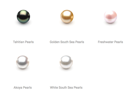 different types of pearls, What to Know About Pearls