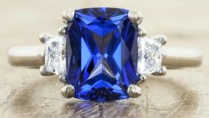 September birthstone Sapphire