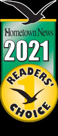 Hometown News Reader's Choice 2021 - Joseph's Jewelry